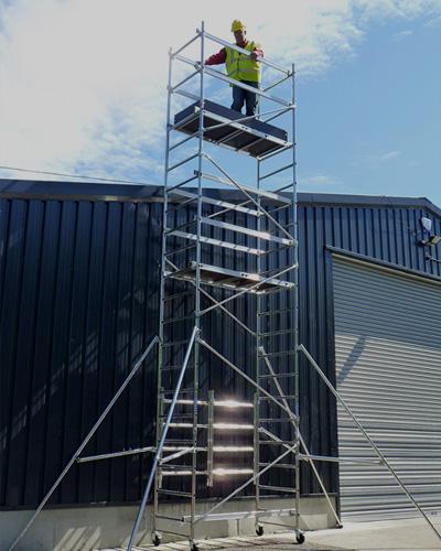 Aluminium Scaffolding and Aluminium Ladders Manufacturer in